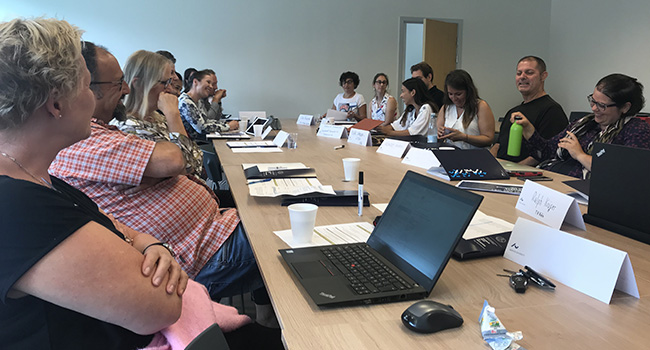 Roundtable: Initiating a translation technology research network